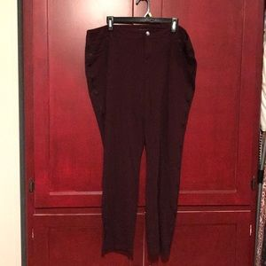 Maurices size 2 Knit Jeggings